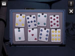DR 1-10 Card Board