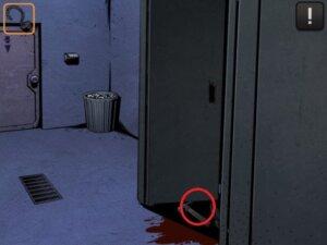 DR 1-11 Unlock Door