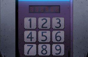 DR 1-12 Lock