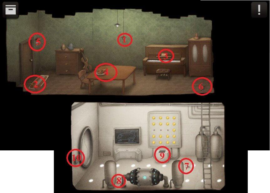 Chapter 6-9 | Doors u0026 Rooms & Chapter 6-9 | Doors u0026 Rooms Complete Walkthrough pezcame.com