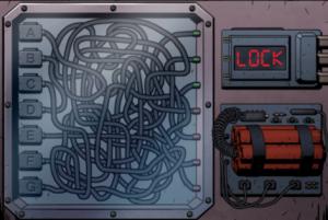 DR 1-14 Bomb Disable Clue
