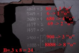DR 1-14 Clue B