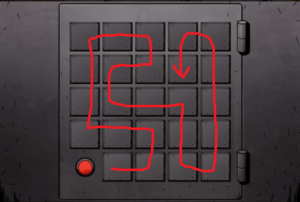 DR 1-14 Snake Puzzle