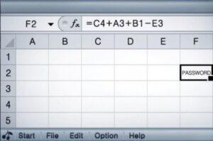 DR 3-2 Computer Excel