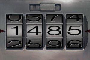 DR 3-3 Briefcase Code