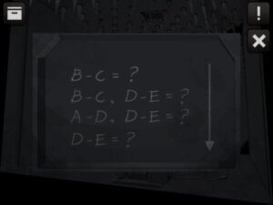 DR 4-11 Door Clue