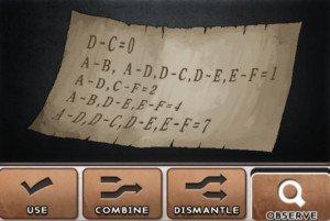 DR 4-11 Paper Clue