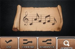 DR 5-1 Musical Note