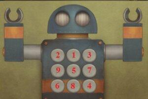 DR 6-4 Complete Robot