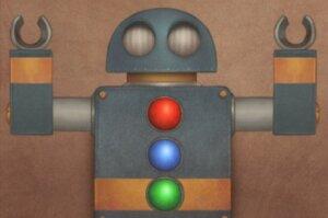 DR 6-4 Robot Clue