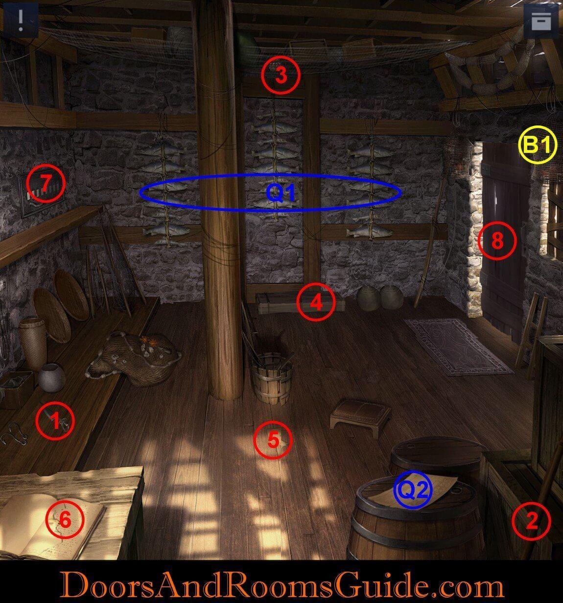 Chapter 1 Stage 13 | Doors & Rooms 2 Complete Walkthrough