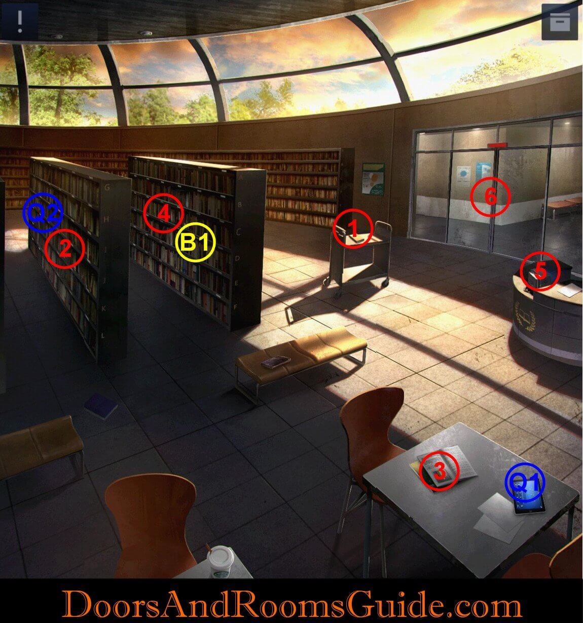 Solution Doors And Rooms  Chapter  Stage