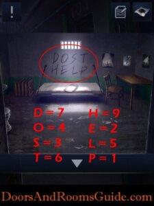 DoorsandRooms2 ch2 stage17 DOST HELP