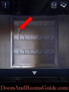 DoorsandRooms2 ch2 stage17 room 101 key
