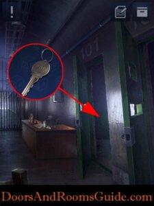 DoorsandRooms2 ch2 stage17 unlock room 101