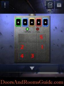 DoorsandRooms2 ch2 stage18 keypad