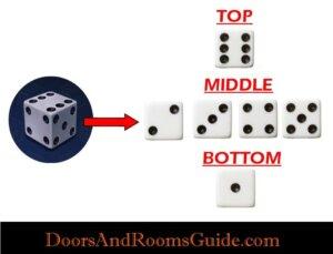 DoorsandRooms2 ch2 stage19 dice
