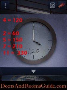 DoorsandRooms2 ch2 stage20 decipher code