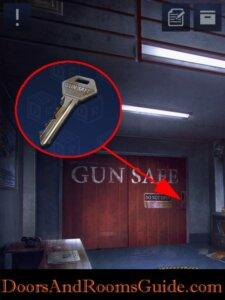 DoorsandRooms2 ch2 stage20 gun safe
