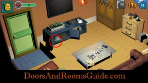 Doors and Rooms 3 Safe key piece2
