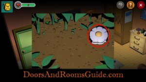 Doors and Rooms 3 Safe keypiece1