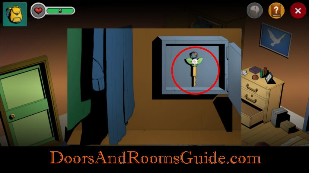 Bathroom Key chapter 1 stage 1 | doors and rooms 3 complete walkthrough