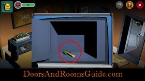Doors and Rooms 3 front door key