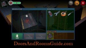 Doors and Rooms 3 secret room key