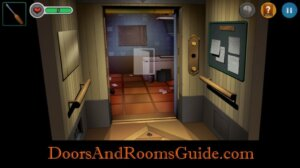 DR3 1-10 enter second floor