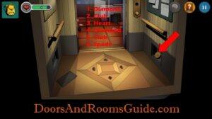DR3 1-10 floor puzzle