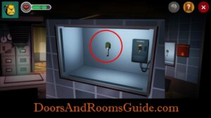 DR3 1-10 green key