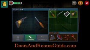 DR3 1-10 screwdriver and shotgun