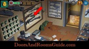 DR3 1-10 unlock shotgun