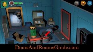 DR3 1-2 Control box