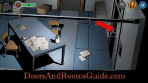 DR3 1-2 Secret Room Entrance