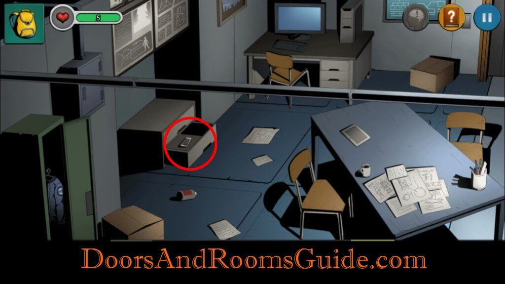 how to open drawer room chapter 2