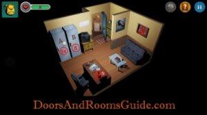 Chapter 1 | Doors & Rooms 3 Complete Walkthrough