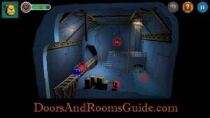 DR3 1-3 Map basement