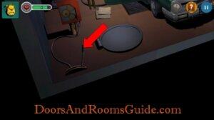 DR3 1-3 basement handle