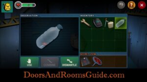 DR3 1-3 dismantle bottle