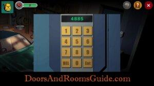 DR3 1-3 office keypad