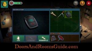 DR3 1-3 remote control
