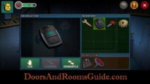 DR3 1-3 reuse remote control