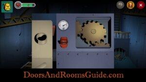DR3 1-3 reverse gear