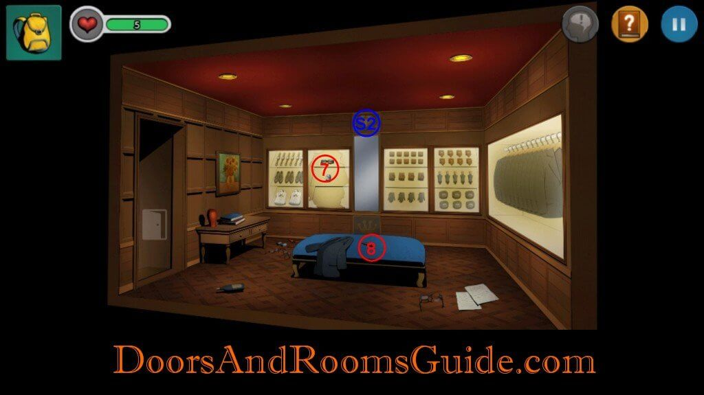 Chapter 1 Stage 5 | Doors and Rooms 3 Complete Walkthrough