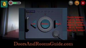 DR3 1-6 Safe box