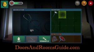 DR3 1-6 Use Stethoscope