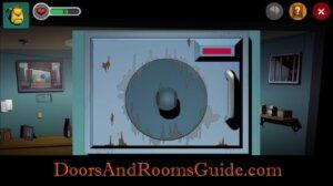 DR3 1-6 clean vault door