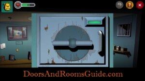 DR3 1-6 open door