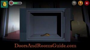 DR3 1-6 room key
